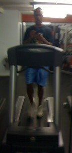 JEE on treadmill
