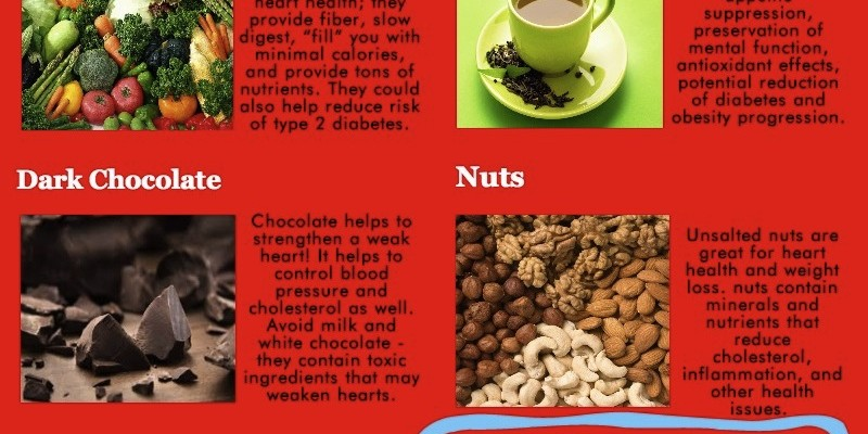 These Foods Heart You…Heart Them Back!